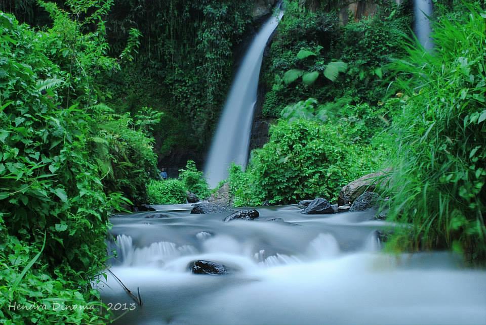 Air Terjun Wonorejo Air Terjun Kembar Di Banyuwangi Wisata Ku